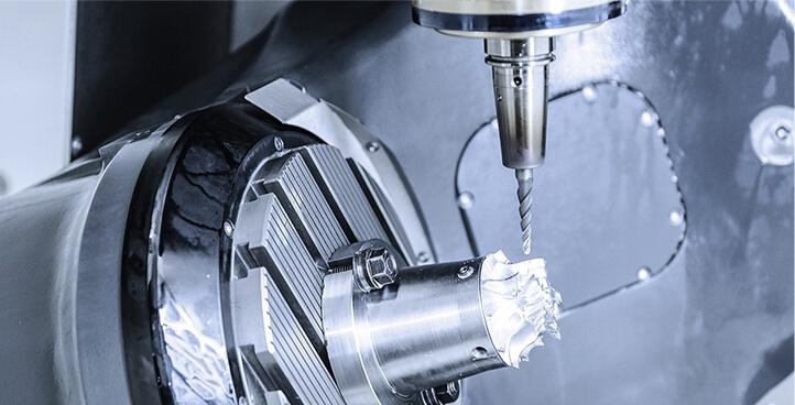 CNC - Fräsmaschinen