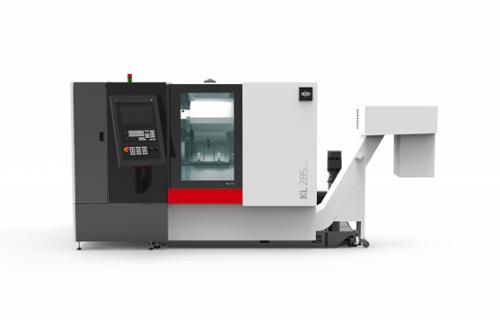 CNC - Schraegbett - Drehmaschinen